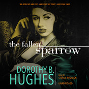 The Fallen Sparrow Audiobook, by Dorothy B. Hughes