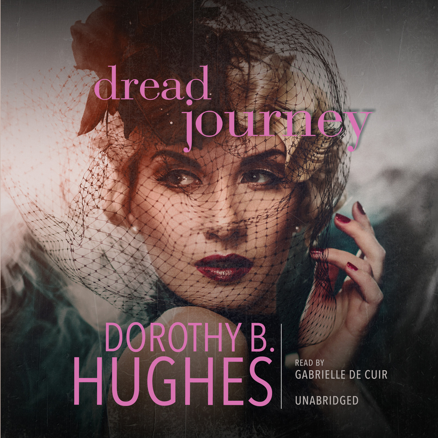 Printable Dread Journey Audiobook Cover Art