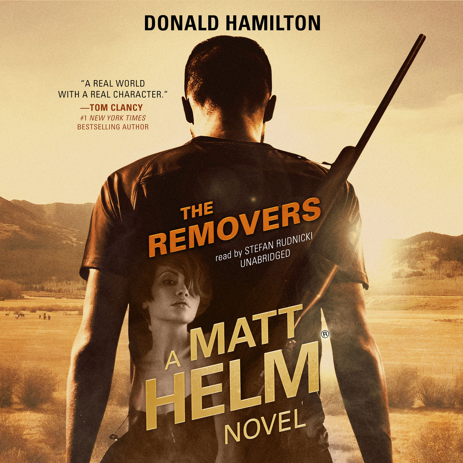 Printable The Removers Audiobook Cover Art