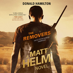 The Removers Audiobook, by Donald Hamilton