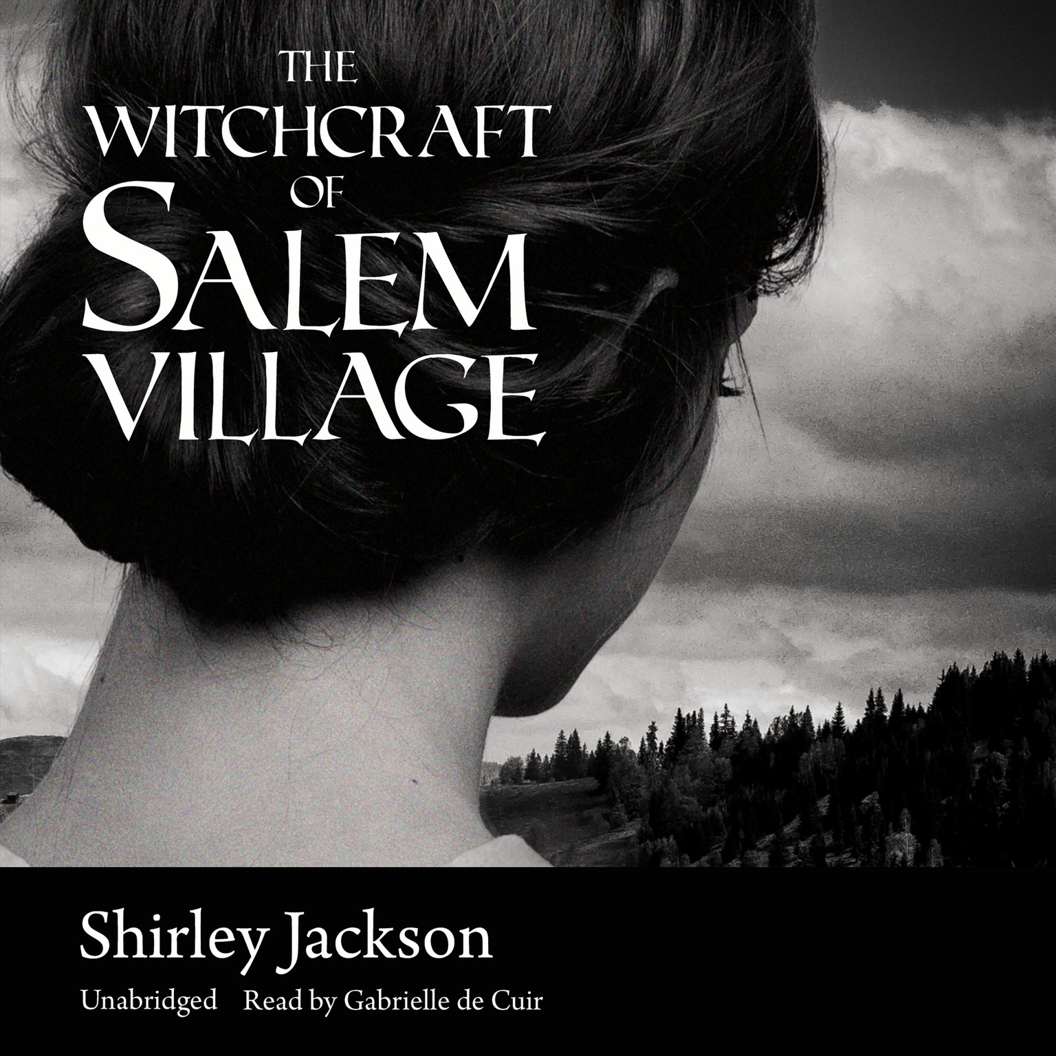 Printable The Witchcraft of Salem Village Audiobook Cover Art