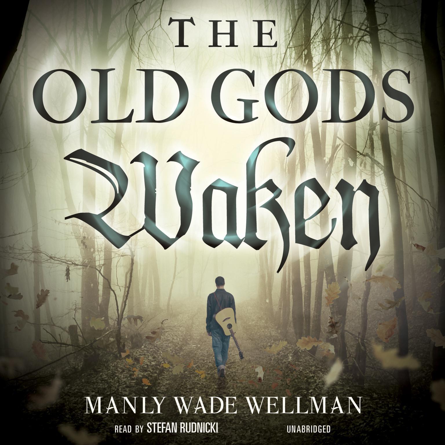 Printable The Old Gods Waken Audiobook Cover Art
