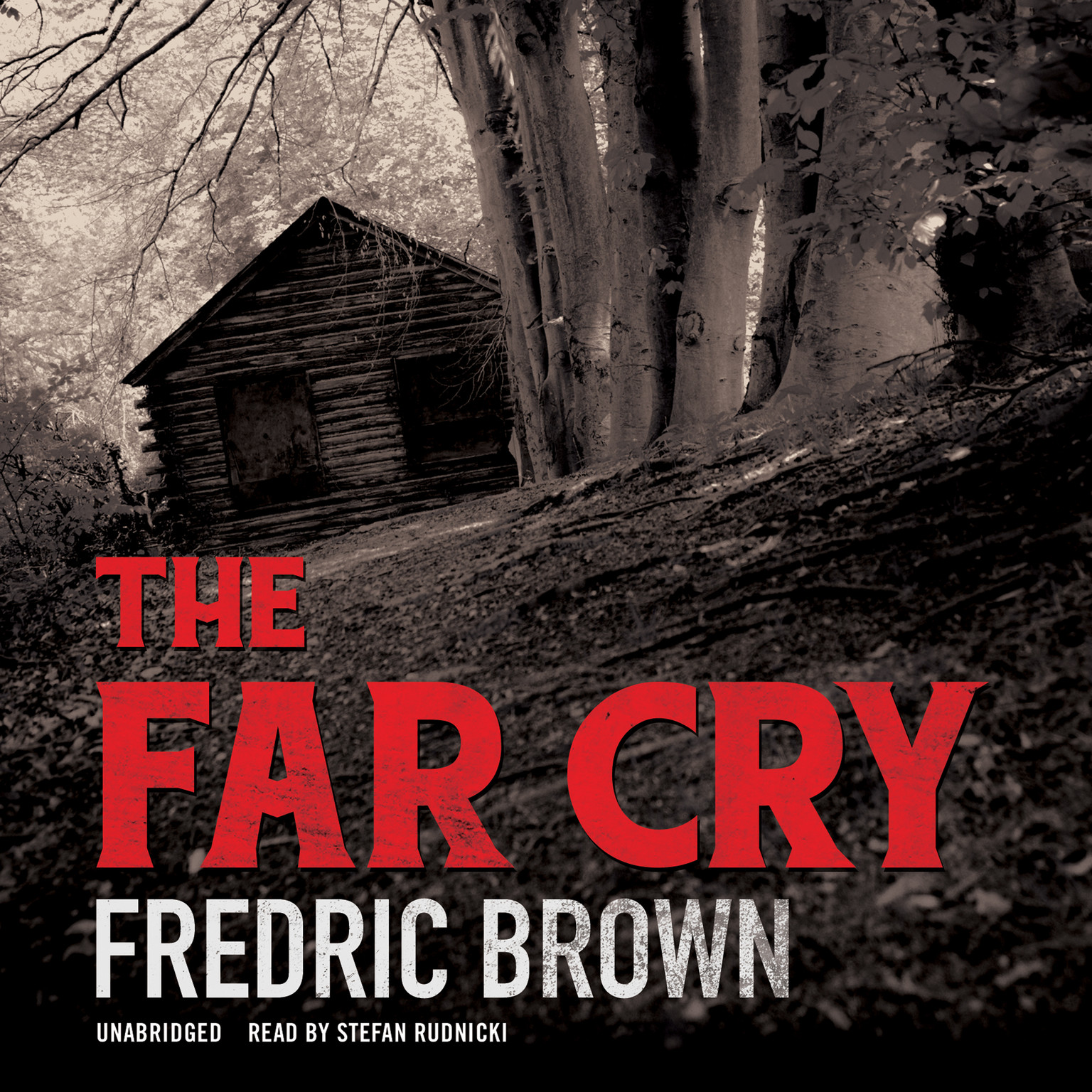 Printable The Far Cry Audiobook Cover Art