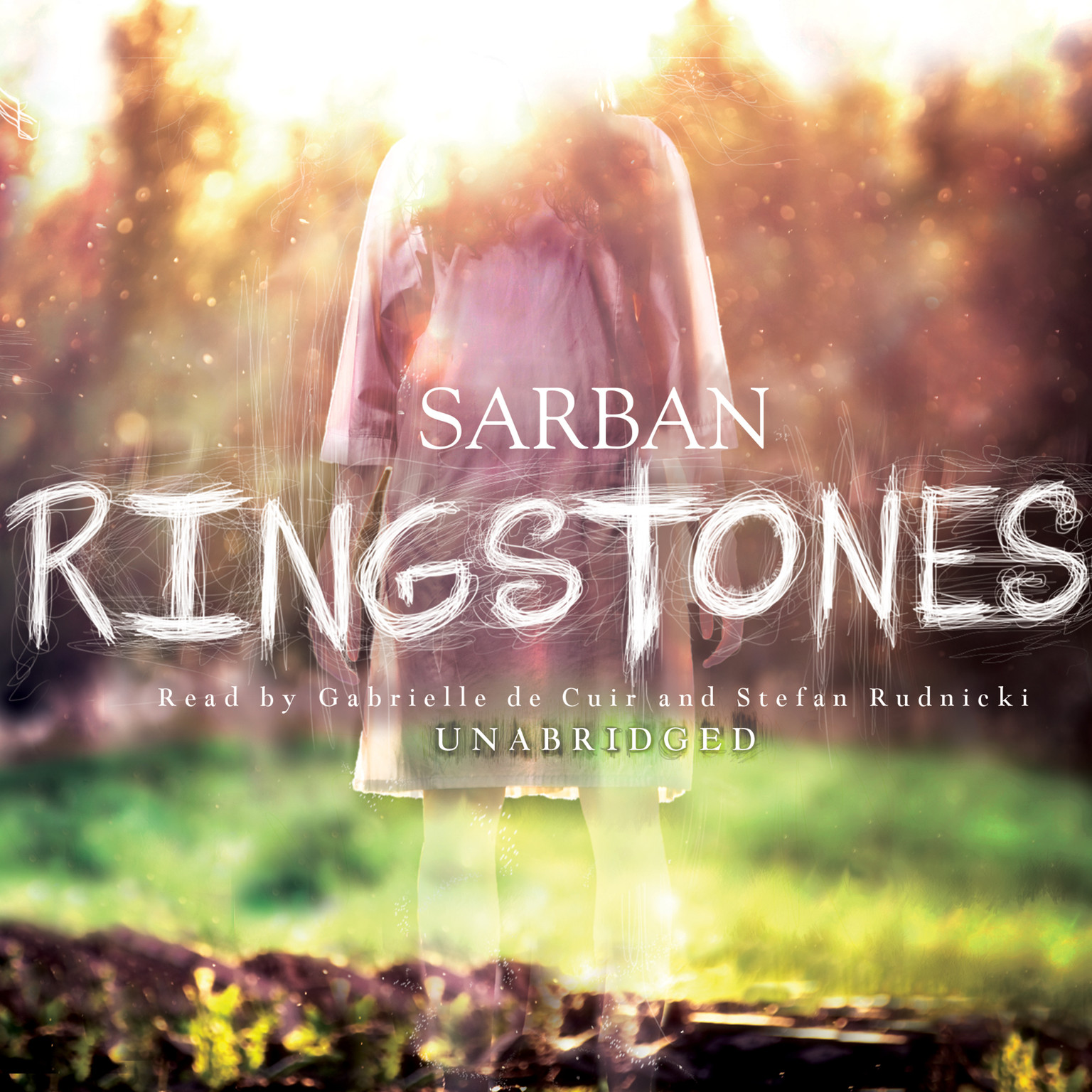 Printable Ringstones Audiobook Cover Art