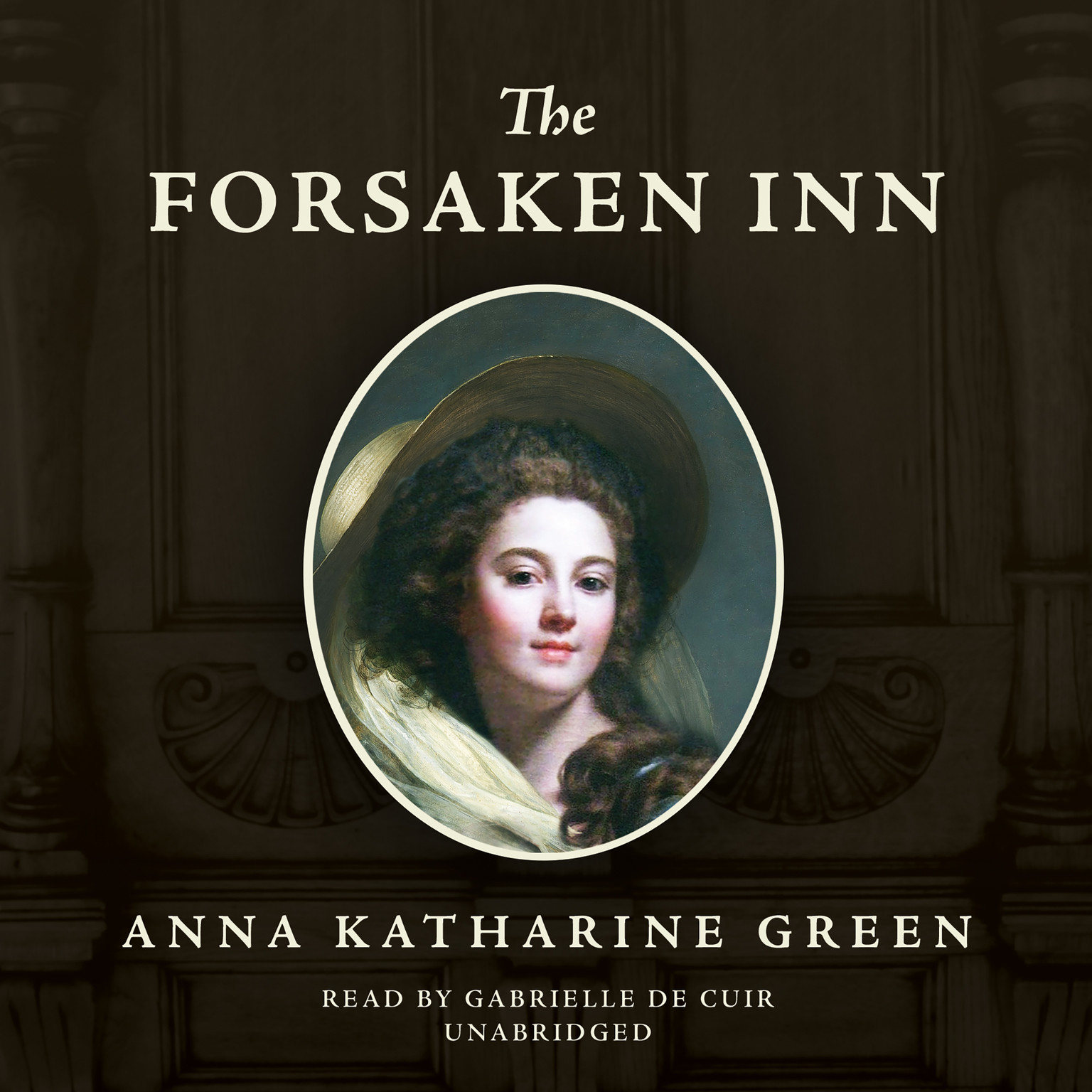 Printable The Forsaken Inn Audiobook Cover Art