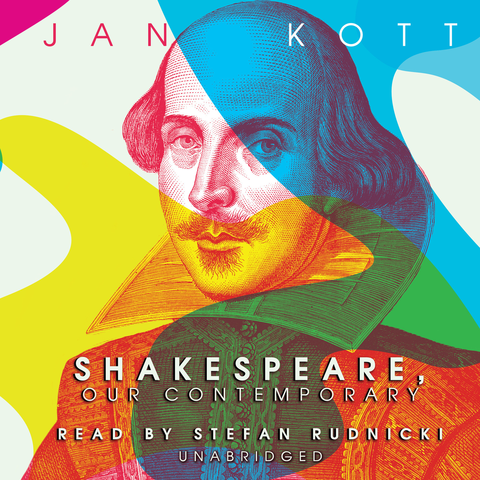 Printable Shakespeare, Our Contemporary Audiobook Cover Art