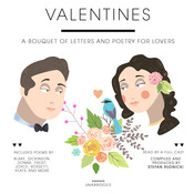Valentines: A Bouquet of Letters and Poetry for Lovers Audiobook, by Stefan Rudnicki