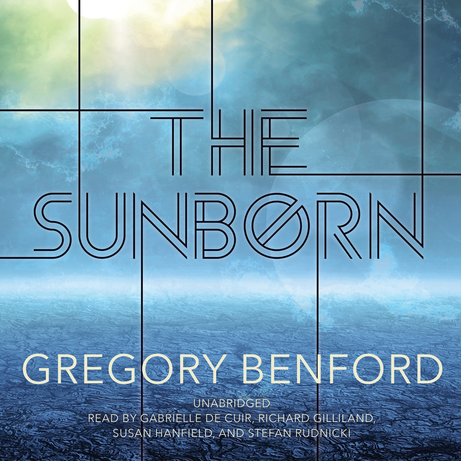 Printable The Sunborn Audiobook Cover Art