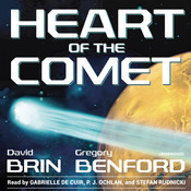 Heart of the Comet Audiobook, by David Brin, Gregory Benford