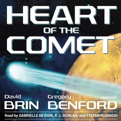 Heart of the Comet Audiobook, by David Brin