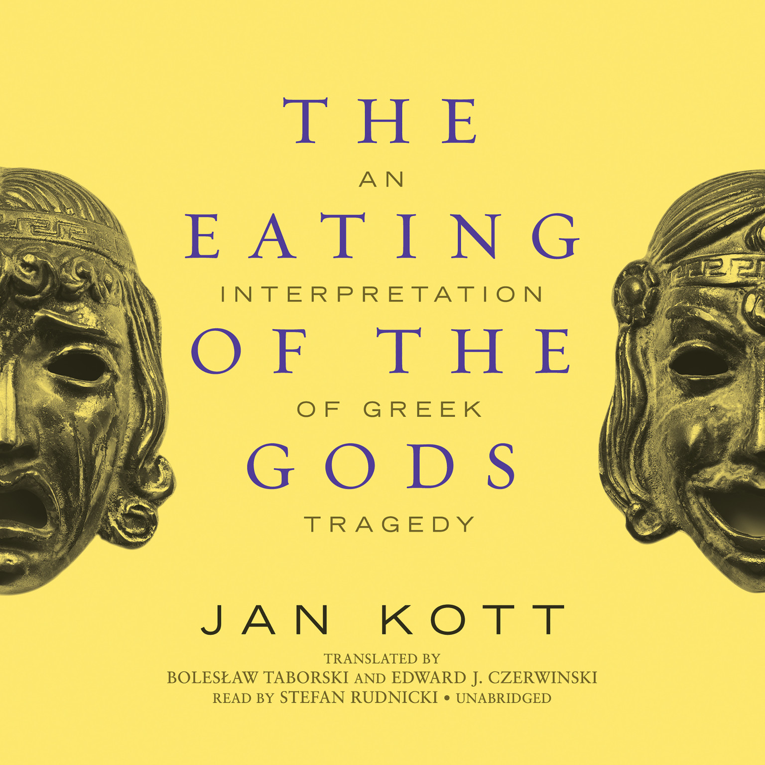 Printable The Eating of the Gods: An Interpretation of Greek Tragedy Audiobook Cover Art