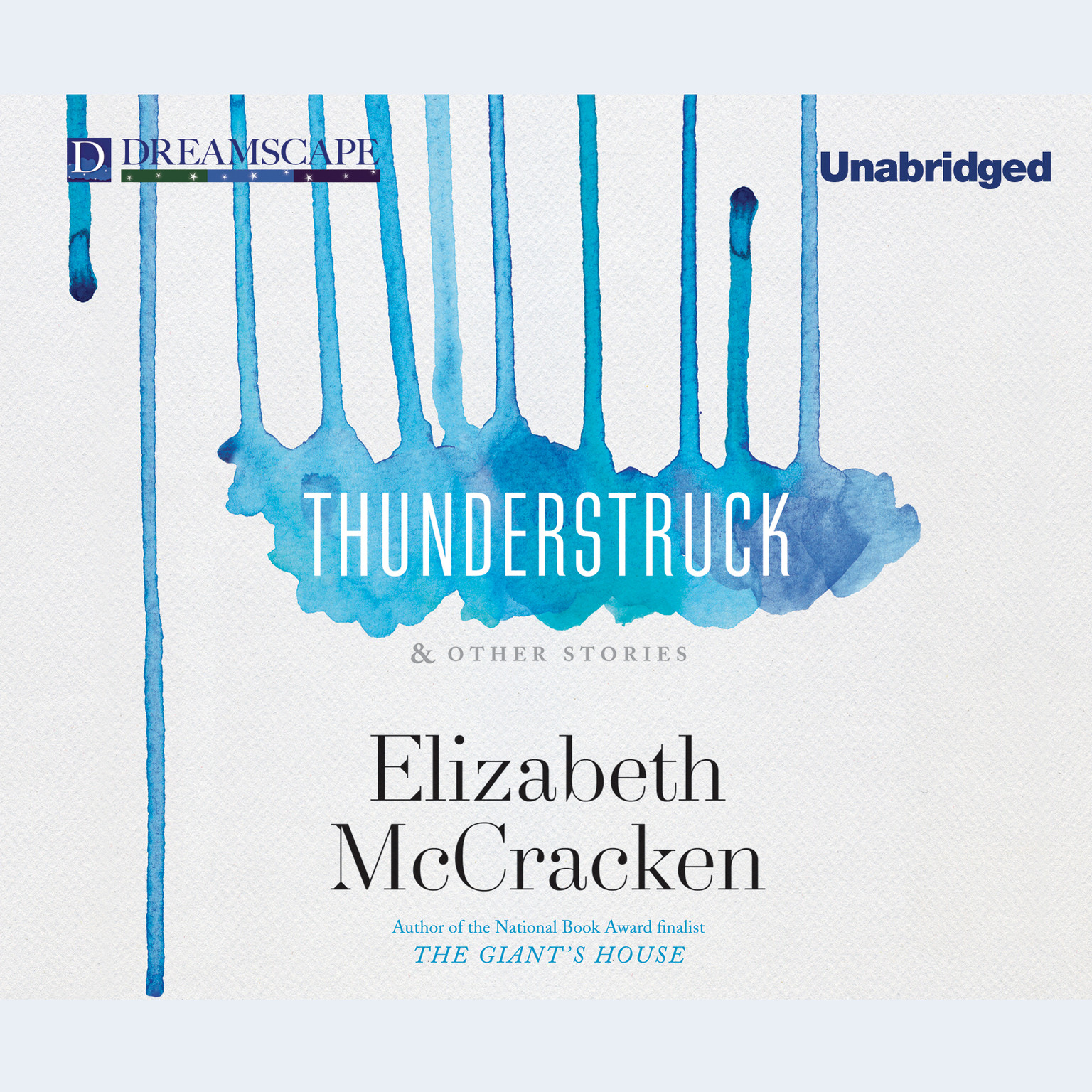 Printable Thunderstruck & Other Stories Audiobook Cover Art
