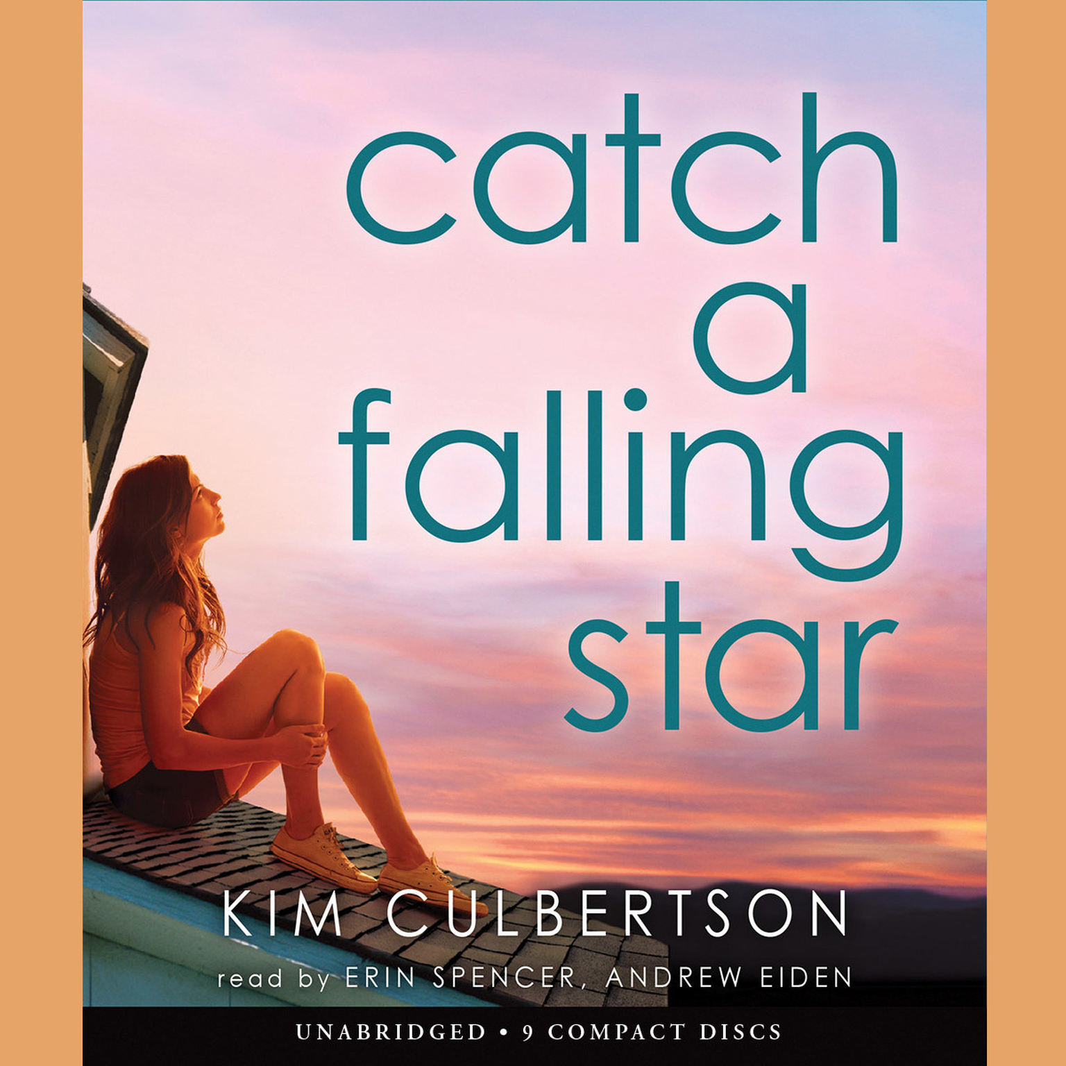 Printable Catch a Falling Star Audiobook Cover Art