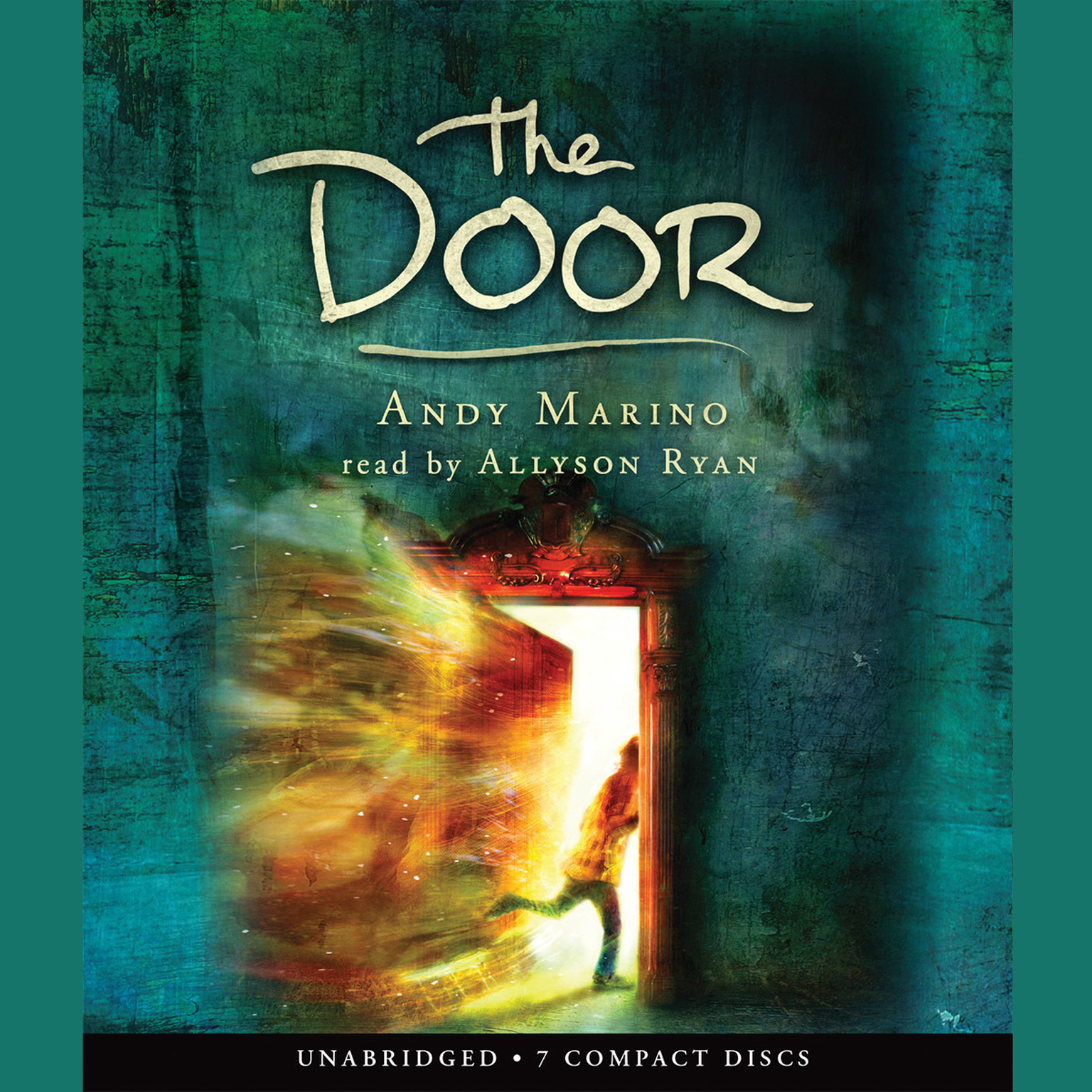 Printable The Door Audiobook Cover Art