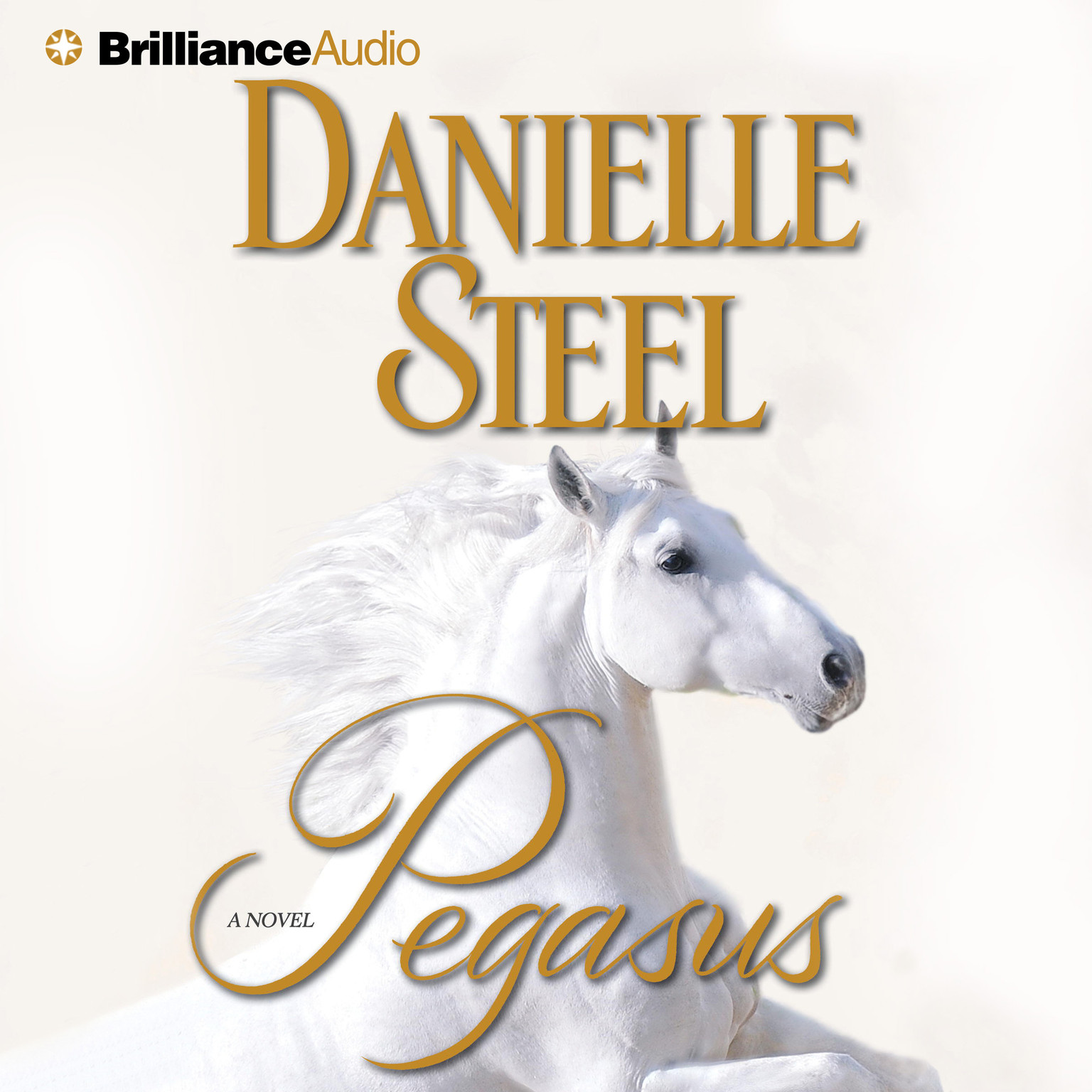 Printable Pegasus: A Novel Audiobook Cover Art