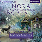 Blood Magick Audiobook, by Nora Roberts