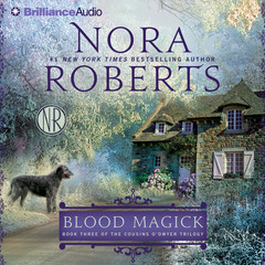 Blood Magick Audiobook, by