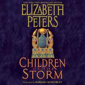 Children of the Storm: An Amelia Peabody Novel of Suspense, by Elizabeth Peters