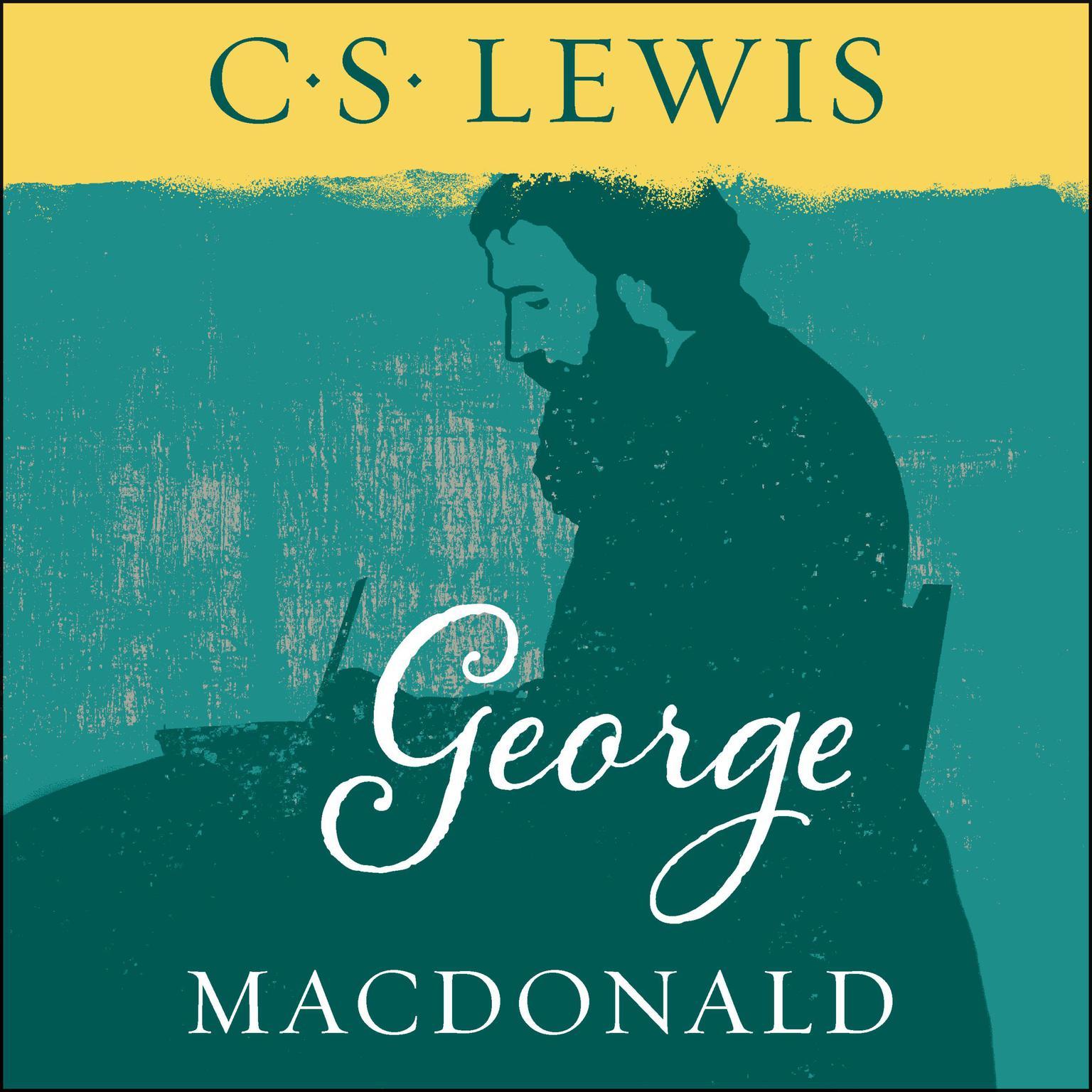 Printable George MacDonald Audiobook Cover Art