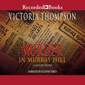 Murder in Murray Hill, by Victoria Thompson