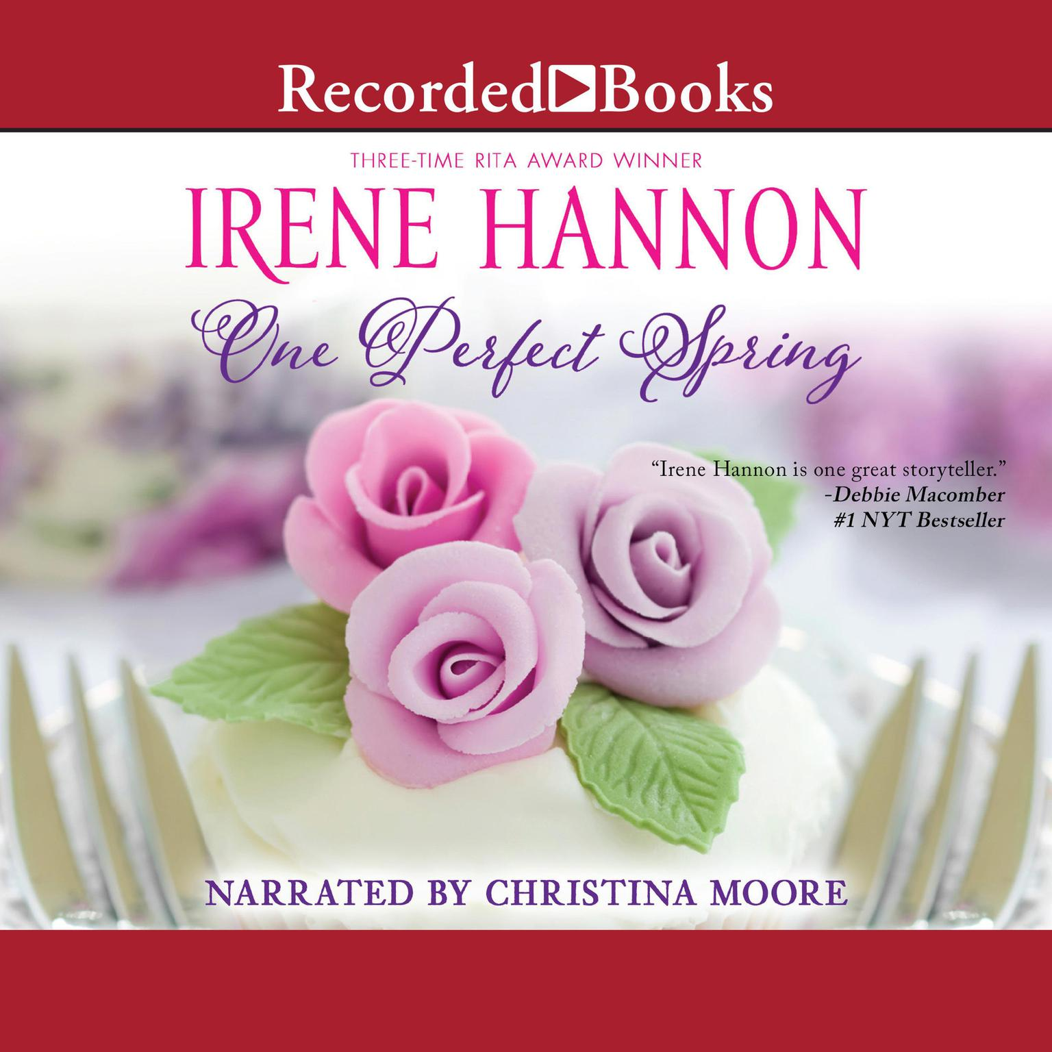 Printable One Perfect Spring Audiobook Cover Art