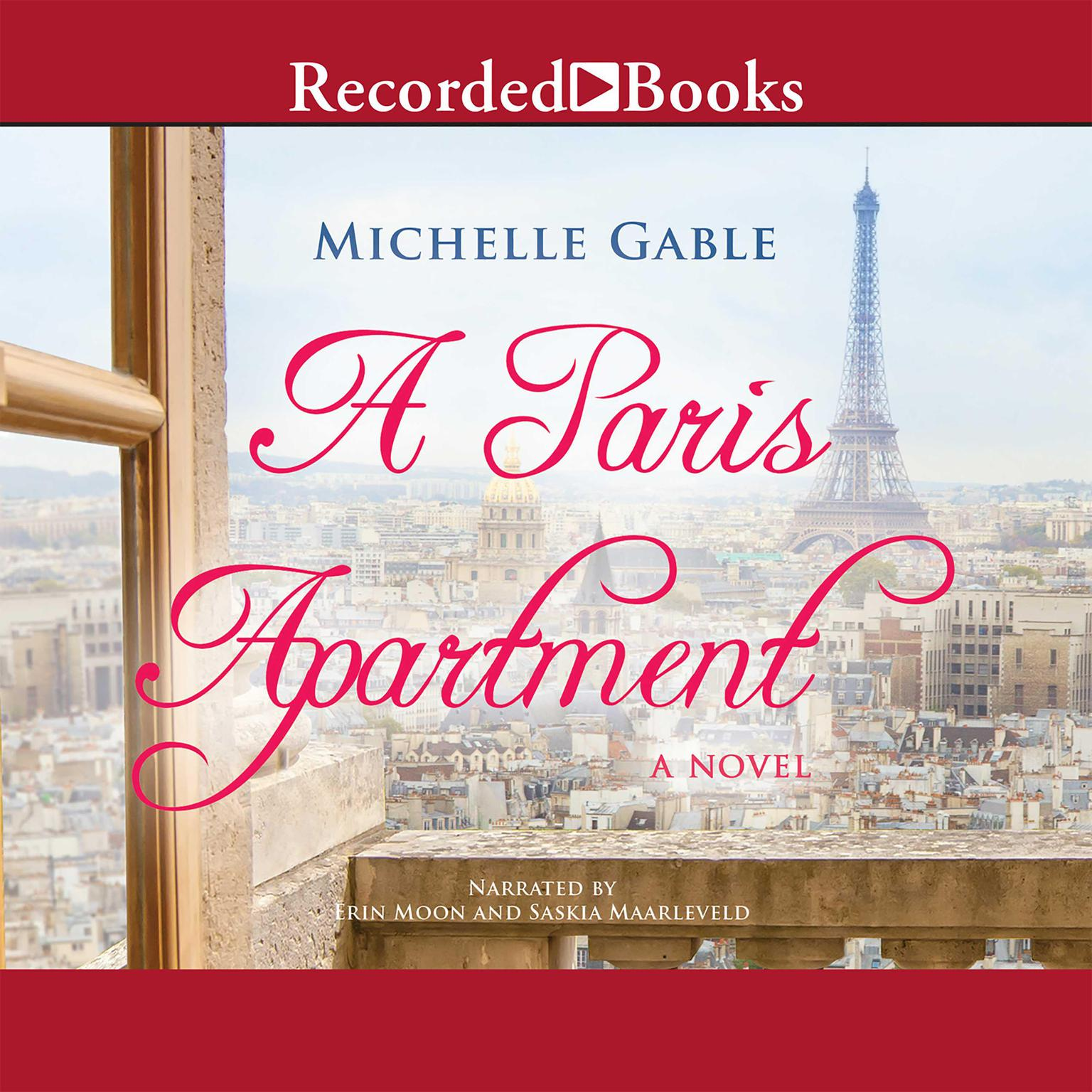 Printable A Paris Apartment Audiobook Cover Art