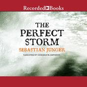 The Perfect Storm: A True Story of Men against the Sea Audiobook, by Sebastian Junger