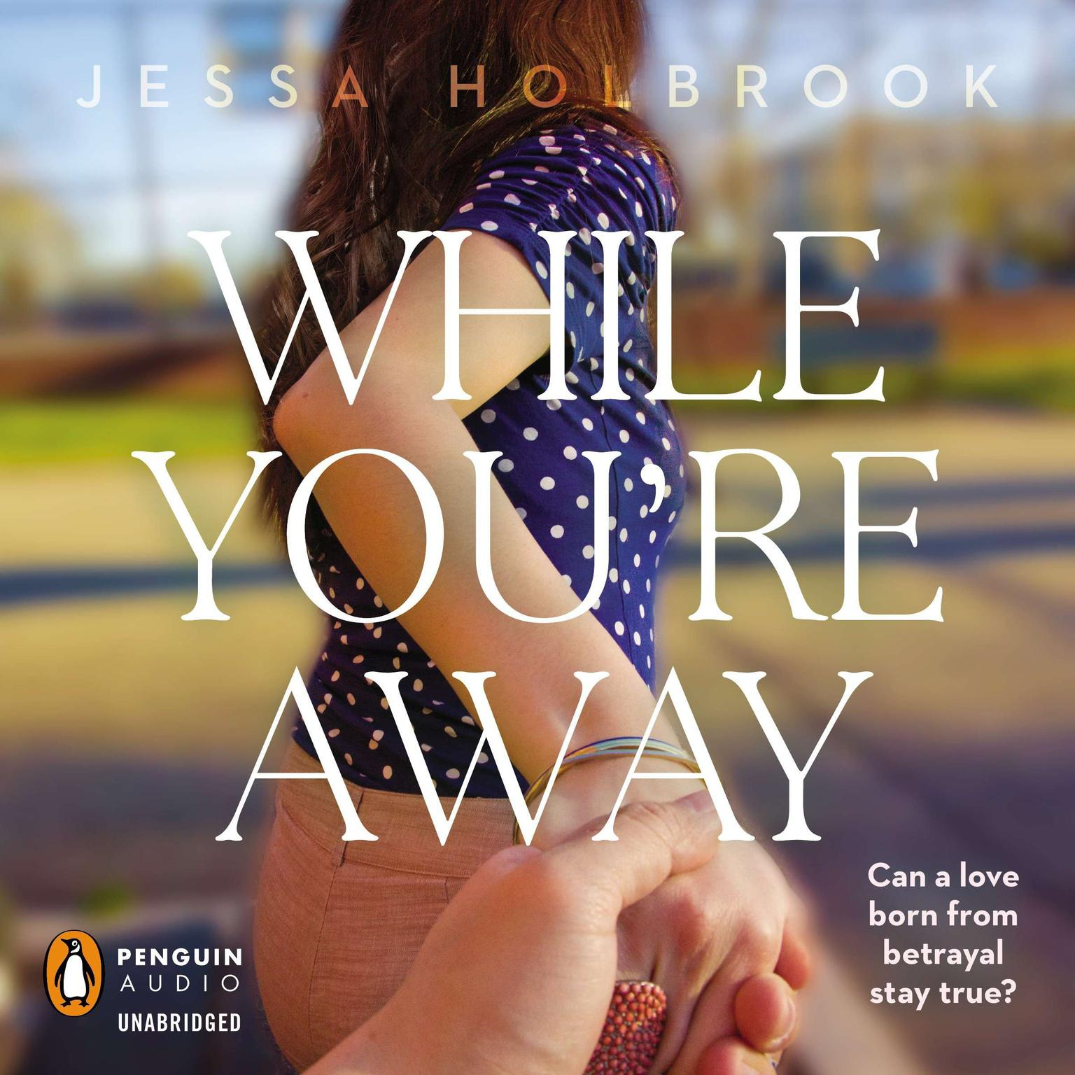 Printable While You're Away Audiobook Cover Art
