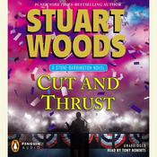 Cut and Thrust Audiobook, by Stuart Woods