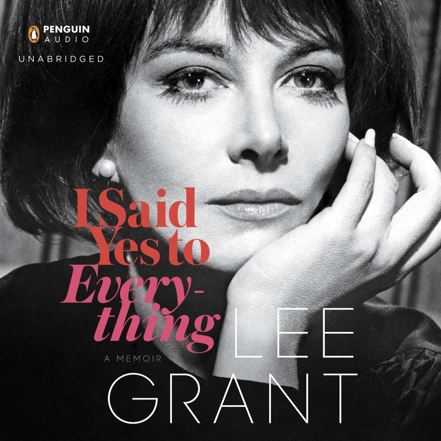 Printable I Said Yes to Everything: A Memoir Audiobook Cover Art