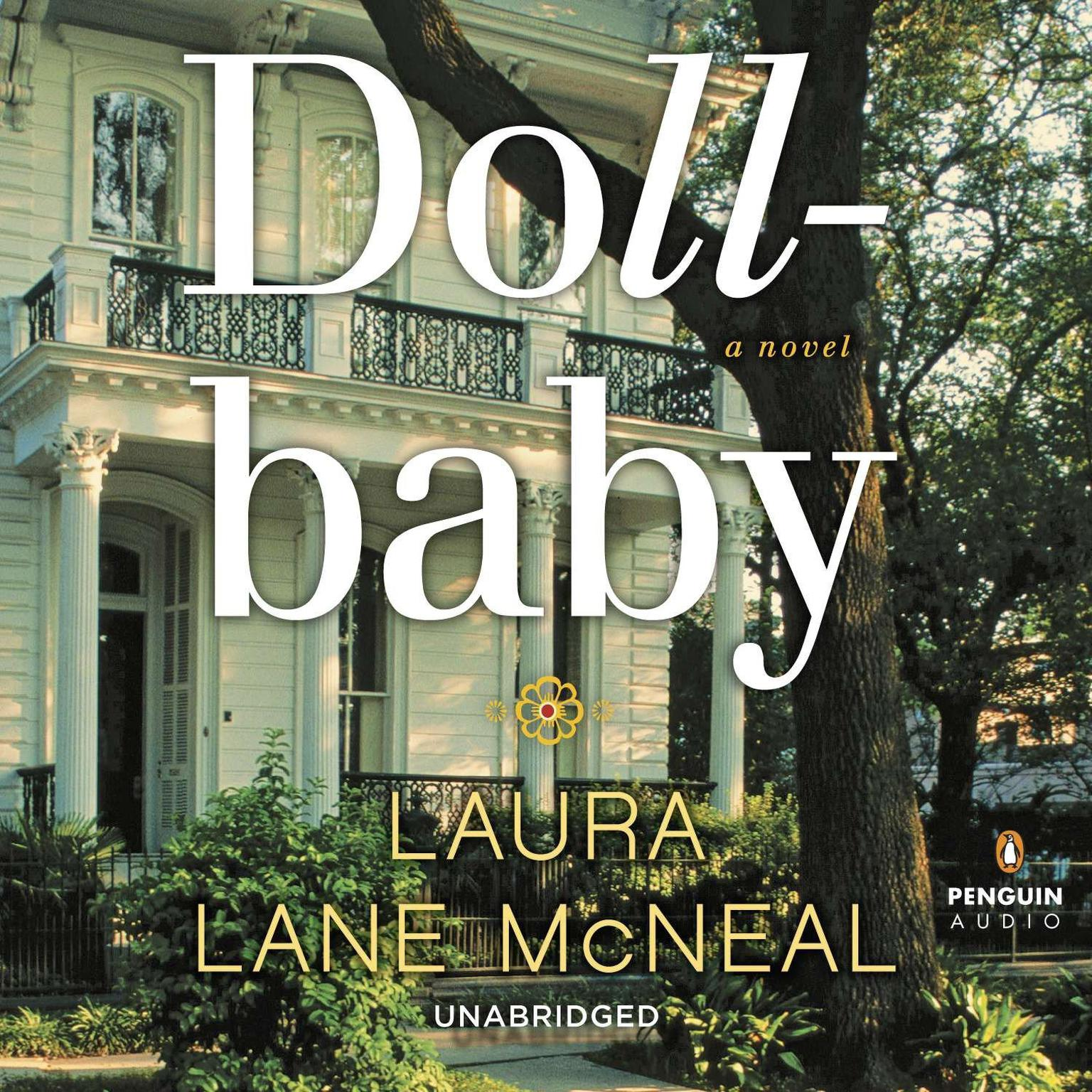 Printable Dollbaby: A Novel Audiobook Cover Art