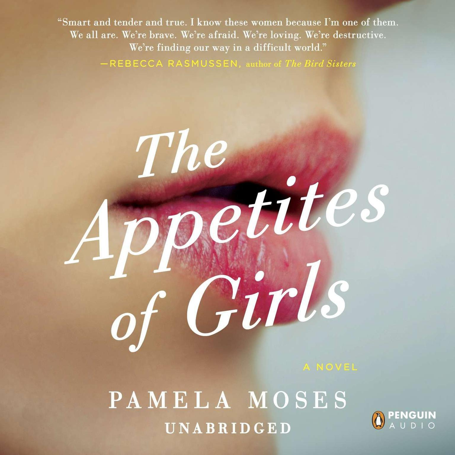 Printable The Appetites of Girls Audiobook Cover Art