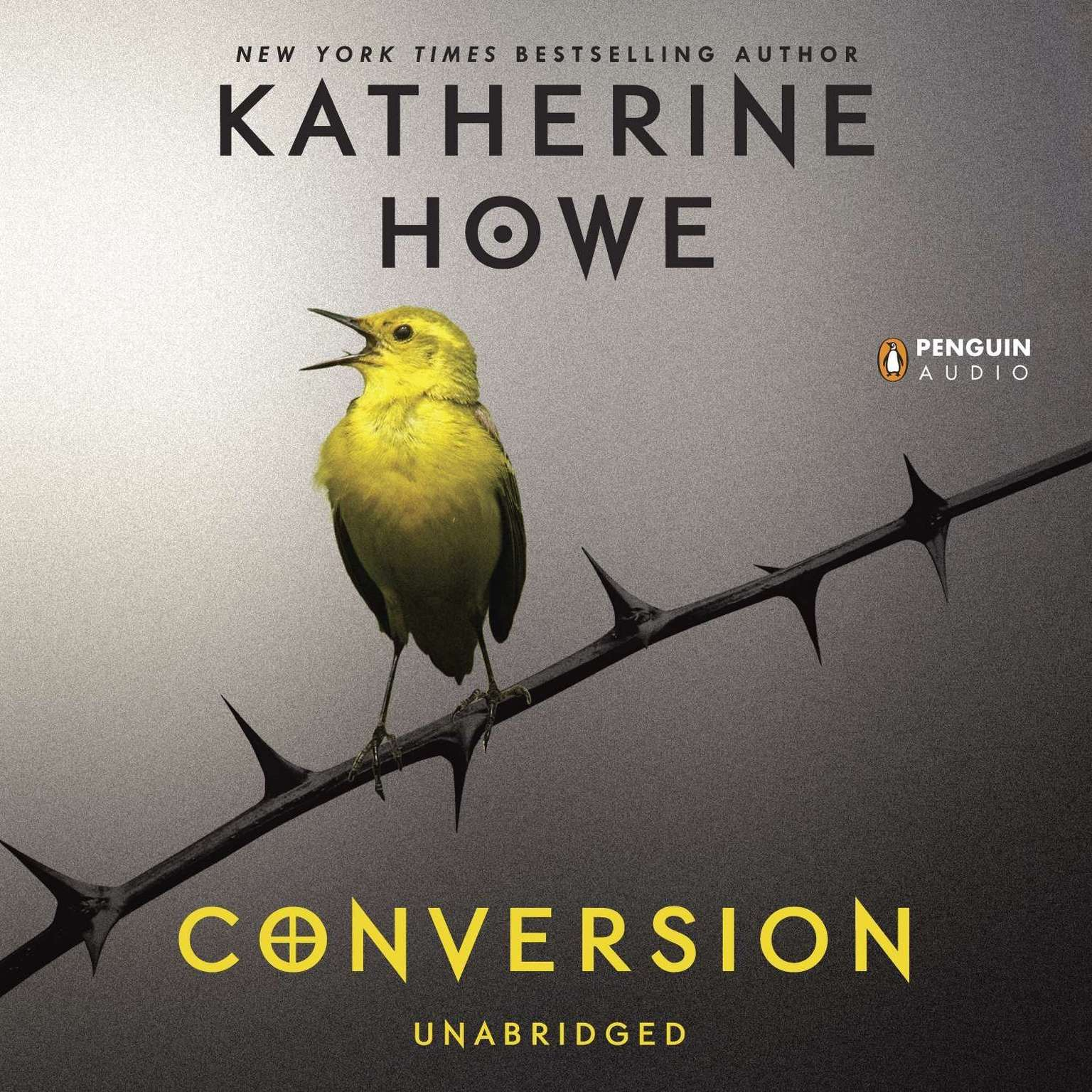 Printable Conversion Audiobook Cover Art