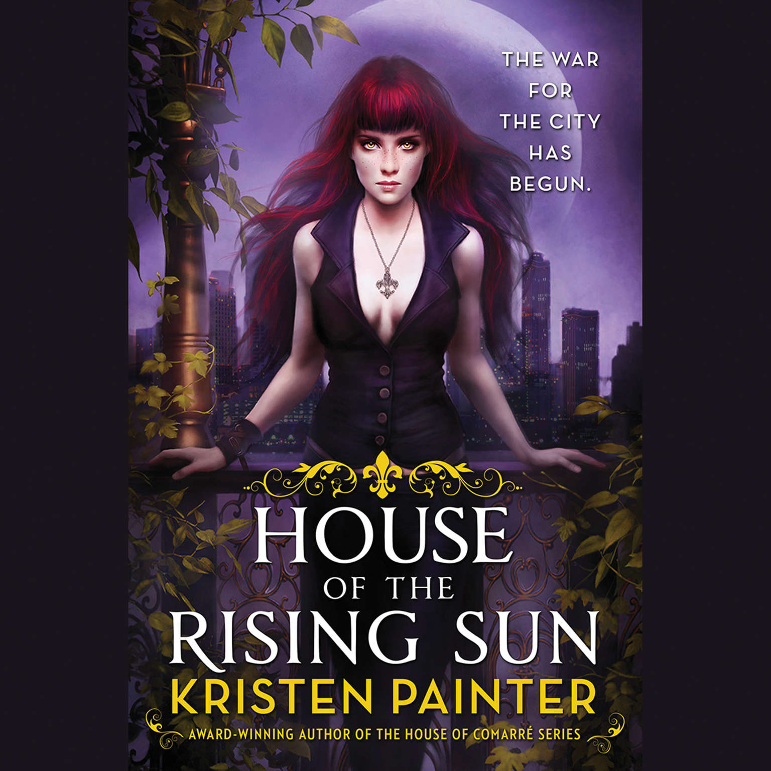 Printable House of the Rising Sun Audiobook Cover Art