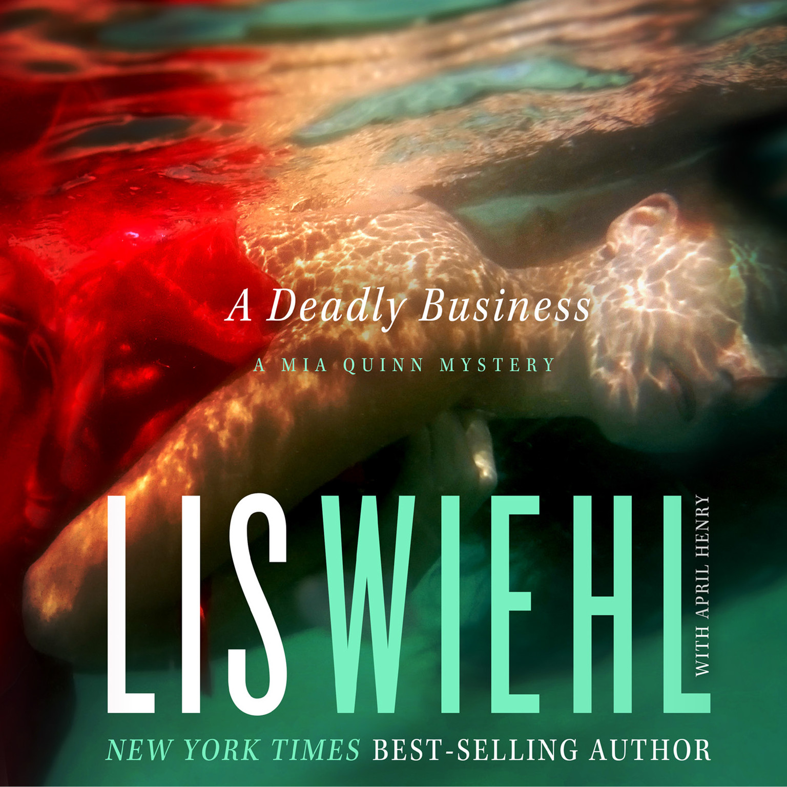Printable A Deadly Business: A Mia Quinn Mystery Audiobook Cover Art