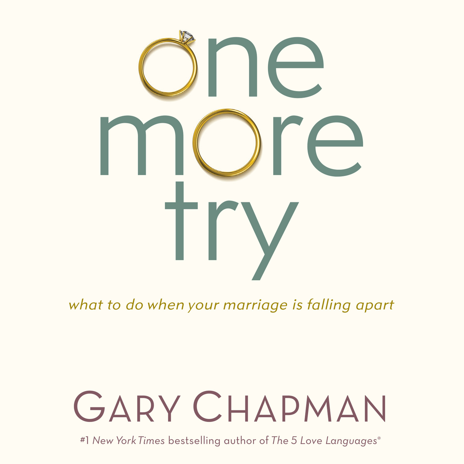 Printable One More Try: What to Do When Your Marriage Is Falling Apart Audiobook Cover Art
