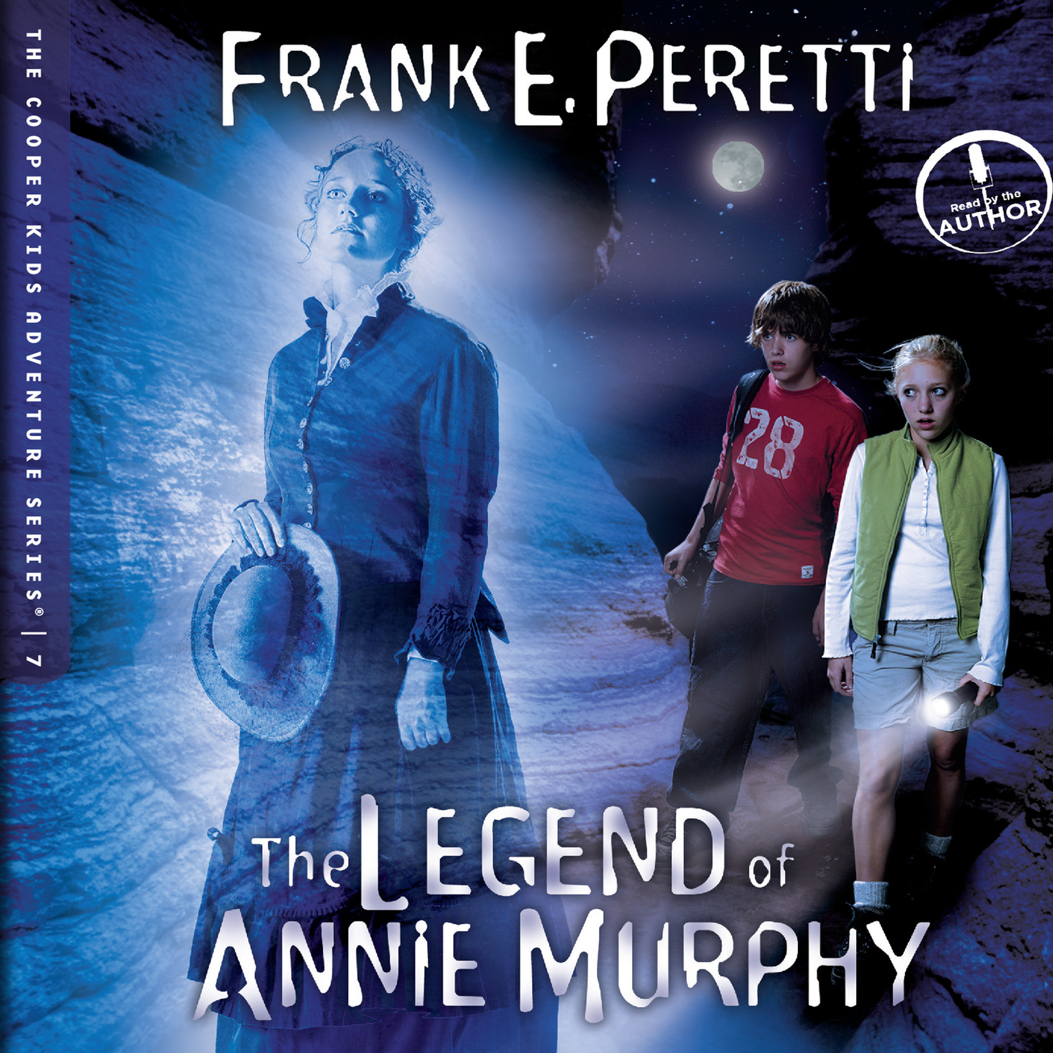 Printable The Legend of Annie Murphy Audiobook Cover Art