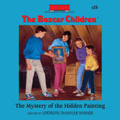 The Mystery of the Hidden Painting Audiobook, by Gertrude Chandler Warner