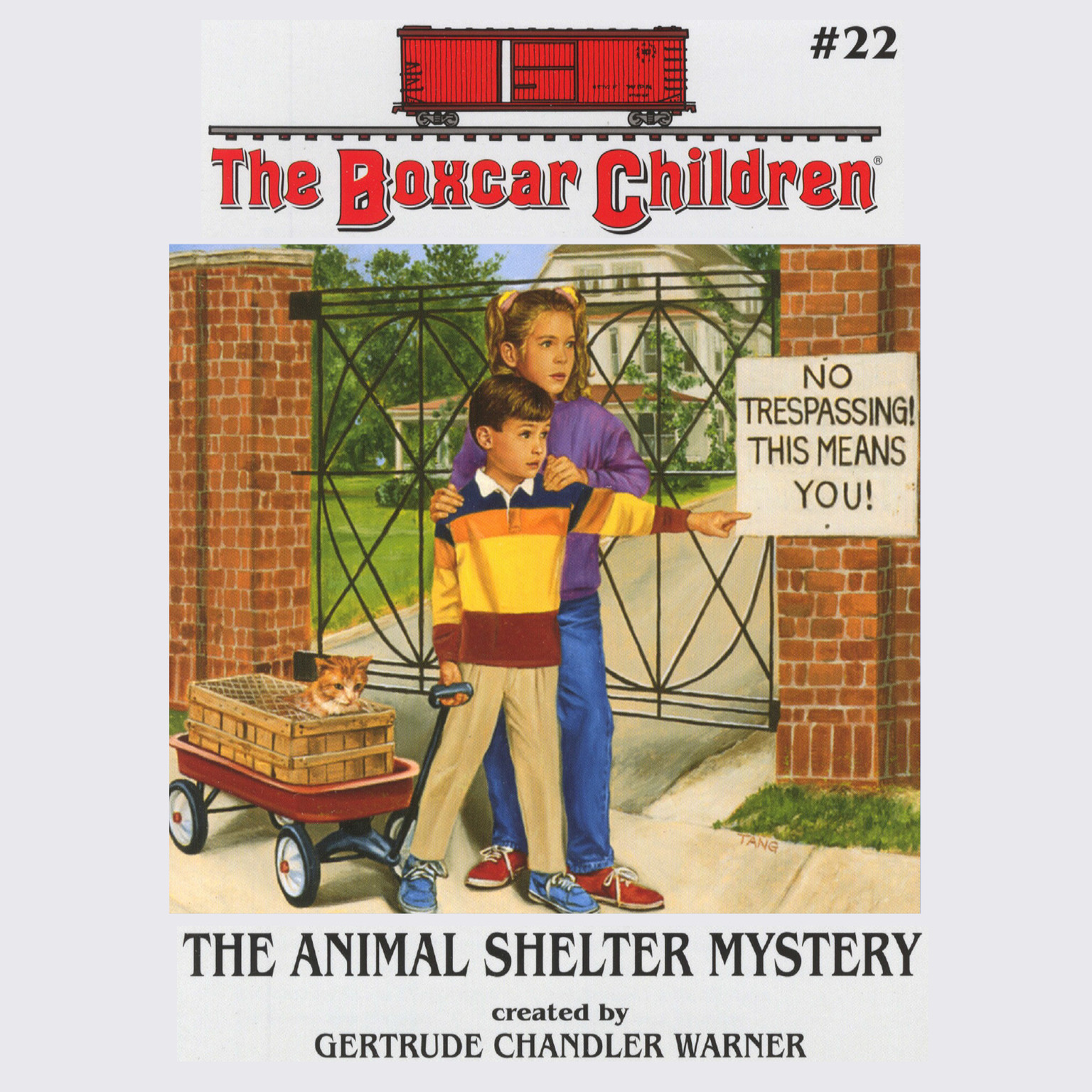 Printable The Animal Shelter Mystery Audiobook Cover Art