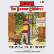 The Animal Shelter Mystery, by Gertrude Chandler Warner