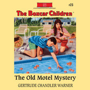 The Old Motel Mystery Audiobook, by Gertrude Chandler Warner