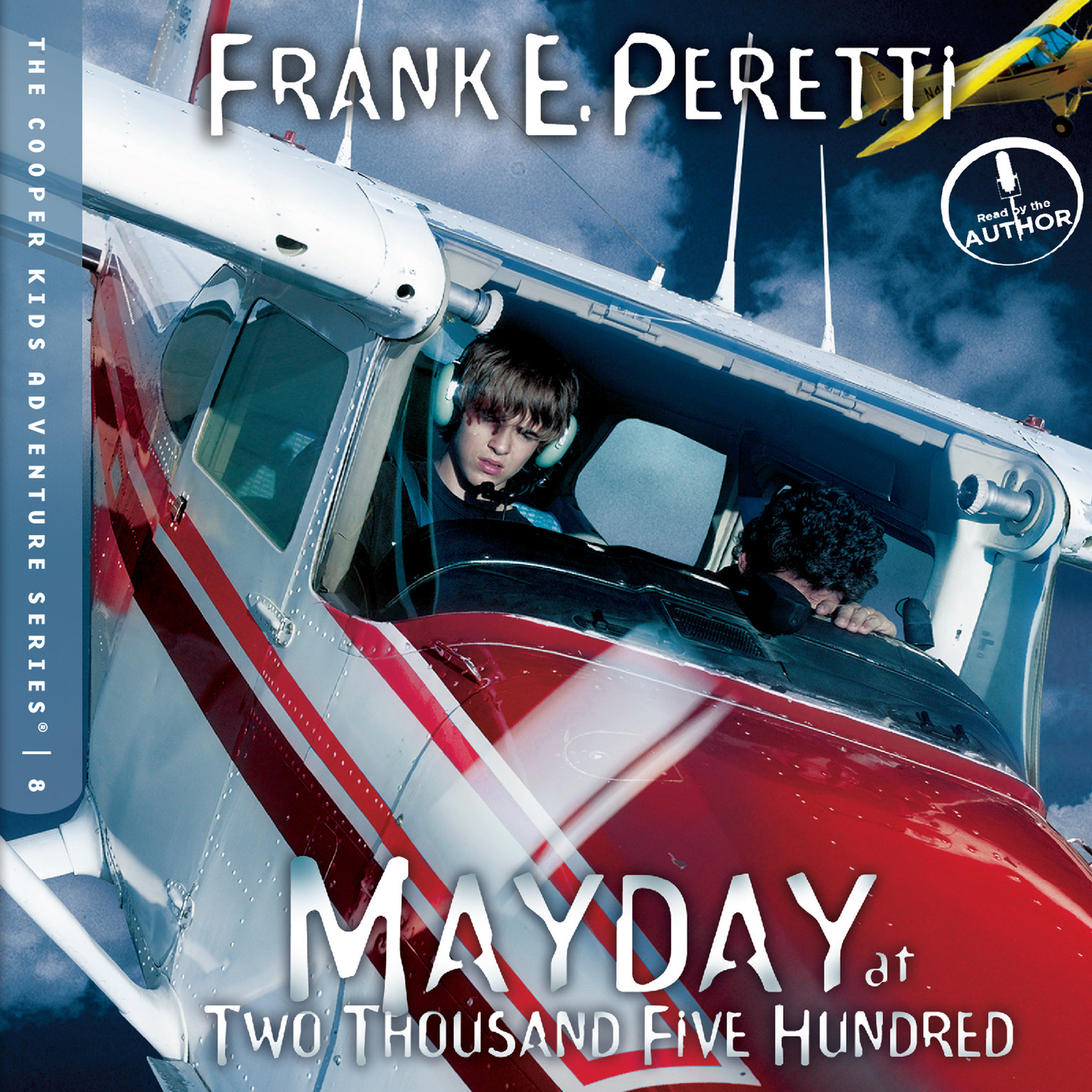 Printable Mayday at Two Thousand Five Hundred Audiobook Cover Art