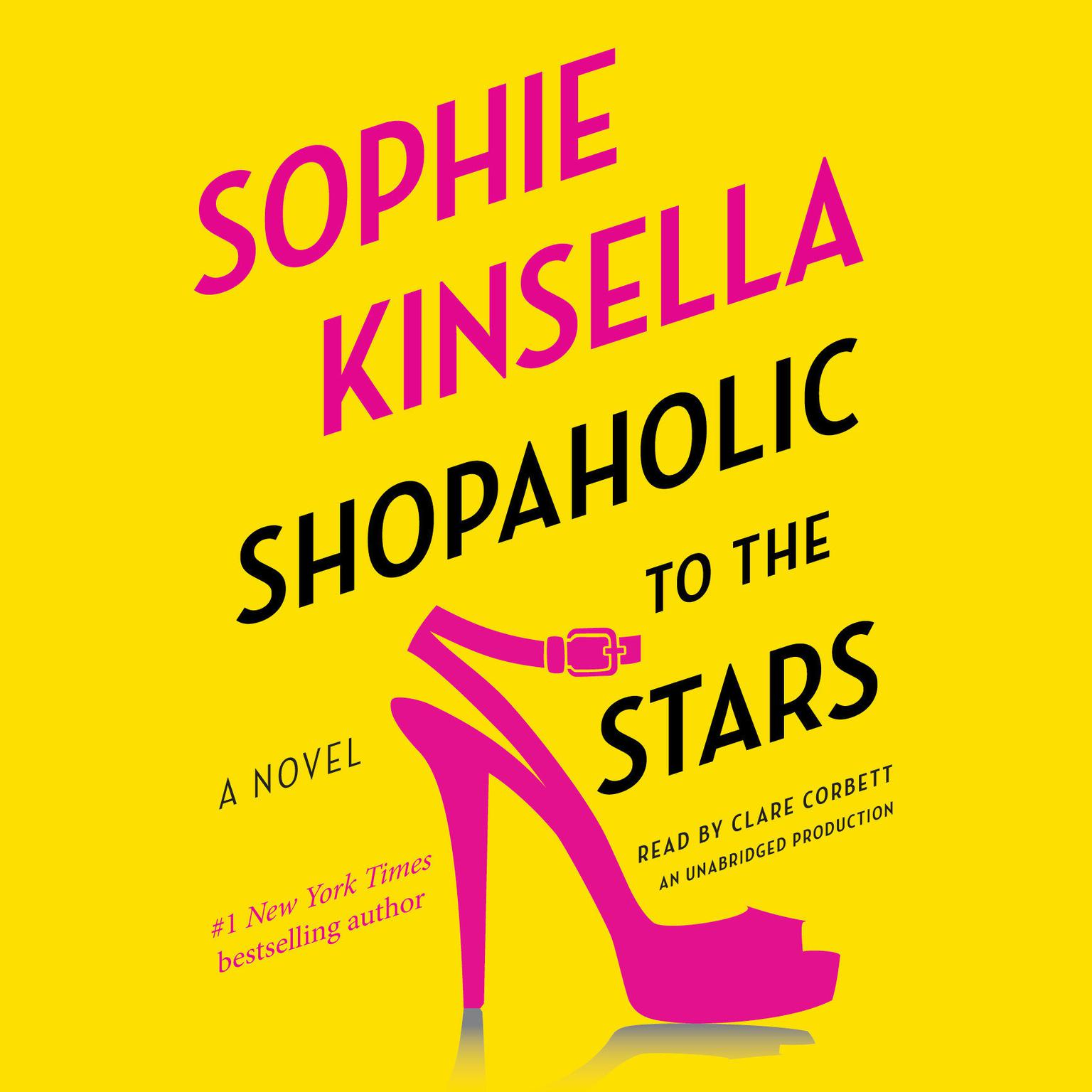 Printable Shopaholic to the Stars: A Novel Audiobook Cover Art