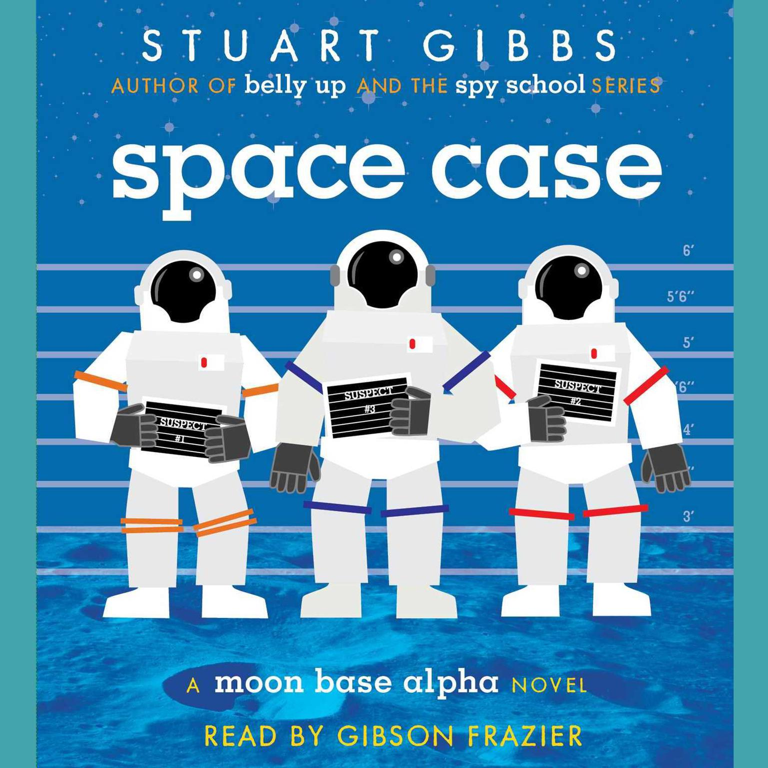 Printable Space Case Audiobook Cover Art