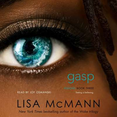 Gasp Audiobook, by Lisa McMann