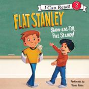 Flat Stanley: Show-and-Tell, Flat Stanley!, by Jeff Brown, Jeff Brown