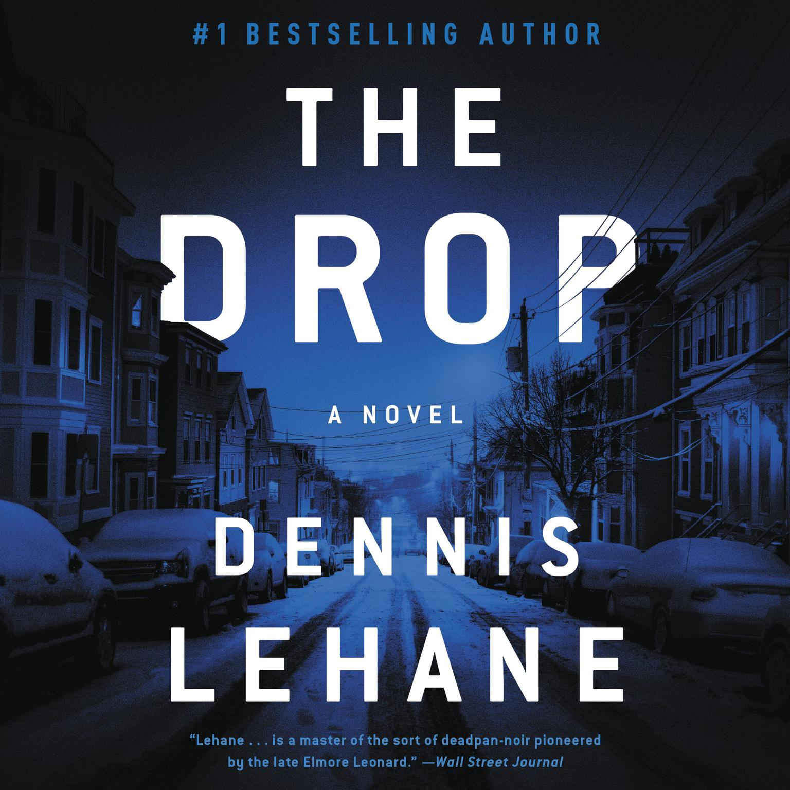 Printable The Drop Audiobook Cover Art