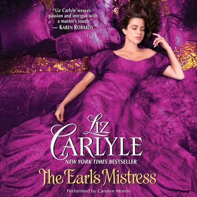 The Earls Mistress Audiobook, by Liz Carlyle