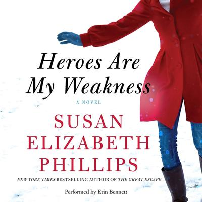 Heroes Are My Weakness: A Novel Audiobook, by
