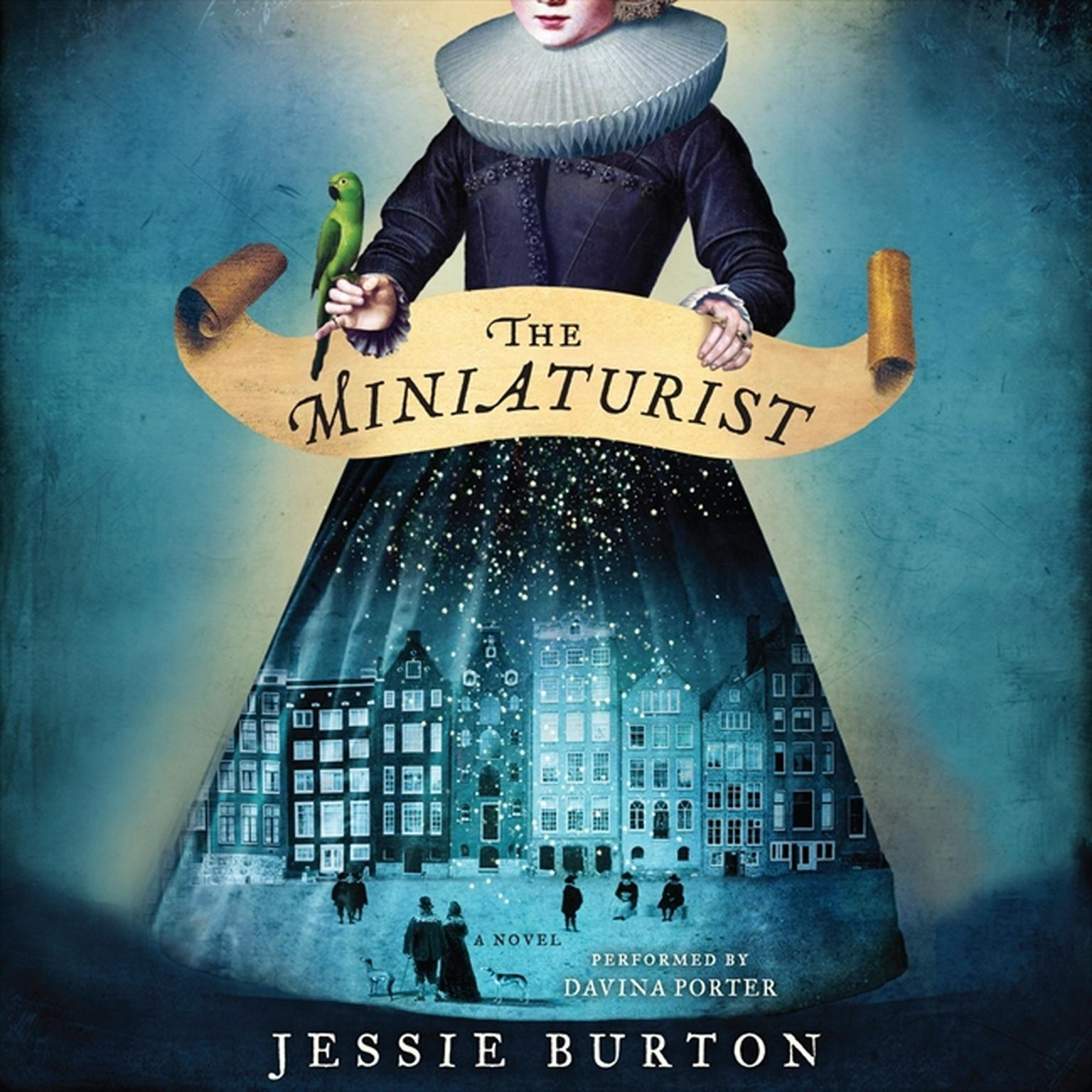 Printable The Miniaturist: A Novel Audiobook Cover Art